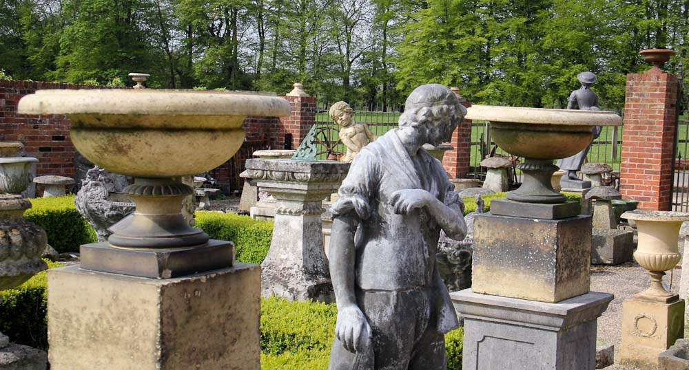 Jardinique Garden Antiques